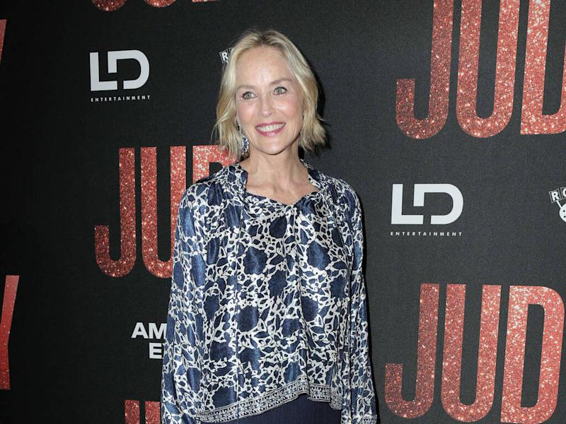 Sharon Stone's son underwent surgery as her sister battled coronavirus