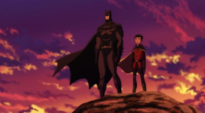 After being visited&amp;nbsp;by an old flame, the daughter of Ra's al Ghul, Batman discovers he has a son. Young Damian is already an incredibly skilled fighter and every bit as stubborn as his old man. The relationship that develops is fun to watch, and seeing Damian don Robin's costume is awesome.<br /><br />(As of publishing, this, too, is currently on Netflix!)