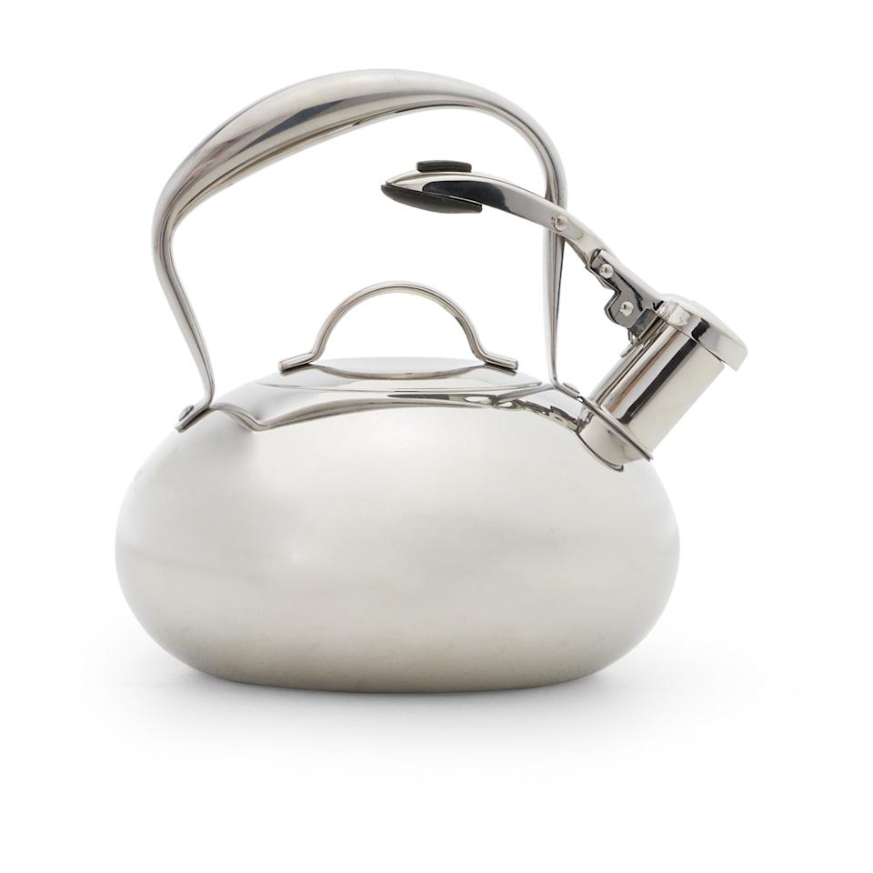 This premium tea kettle was designed with quality and style in mind. (Photo: Walmart)