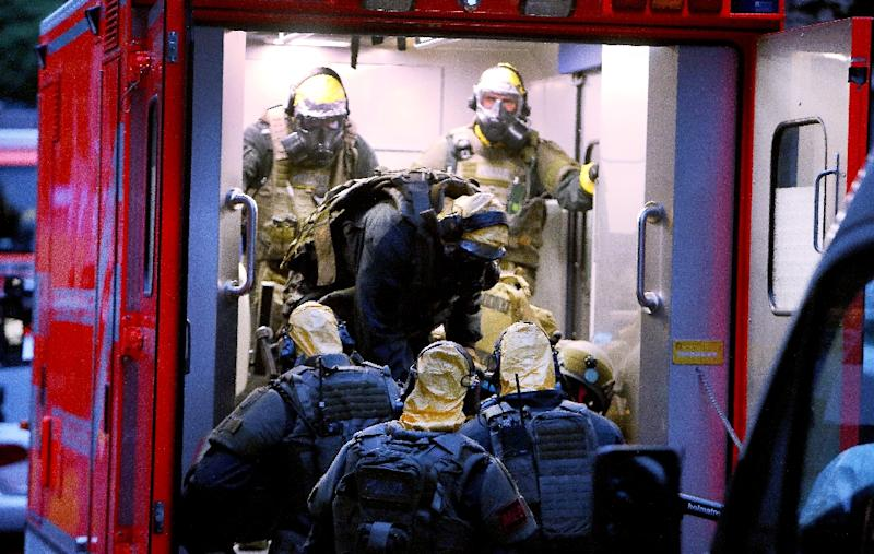 Plotted Ricin Attack in Germany Prevented