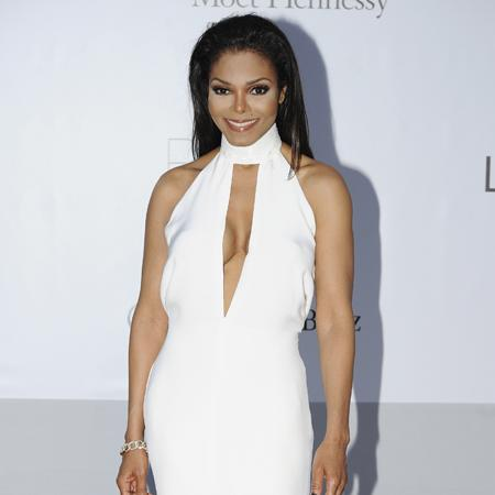 Janet Jackson: 'I got married last year'