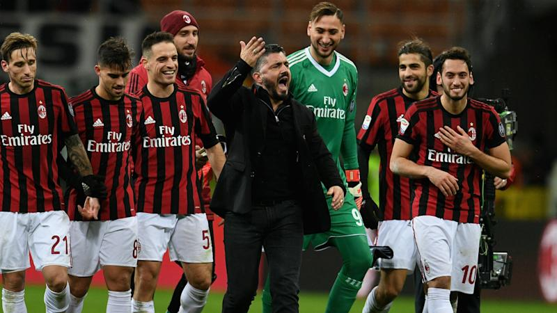 Gattuso: My job is to be the players' nightmare until season's end