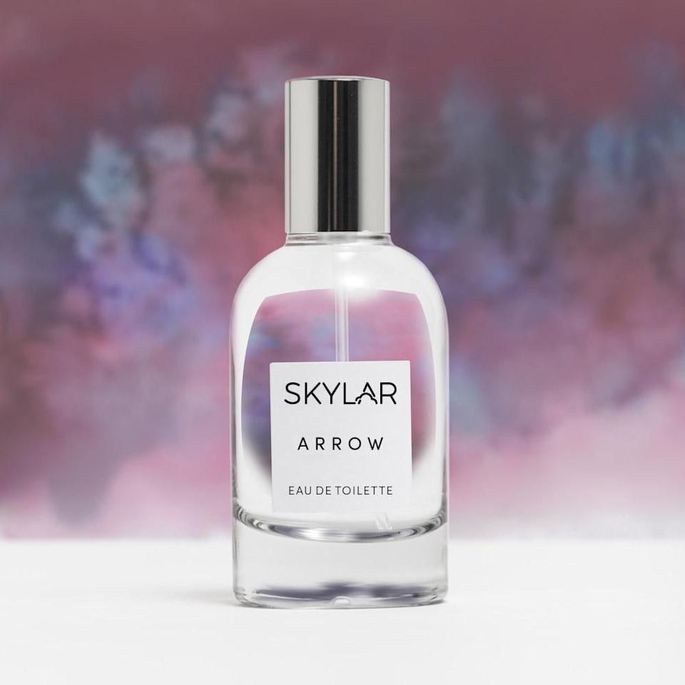 Hypoallergenic fragrance may sound like an oxymoron, but Skylar has managed to develop that very thing—and make it really, really good. Not only that, but the company is also vegan and never tests on animals. Each of its six scents has a unique style. For floral, summer vibes, try Meadow; for a warm, wintery scent, Arrow will be your best best.