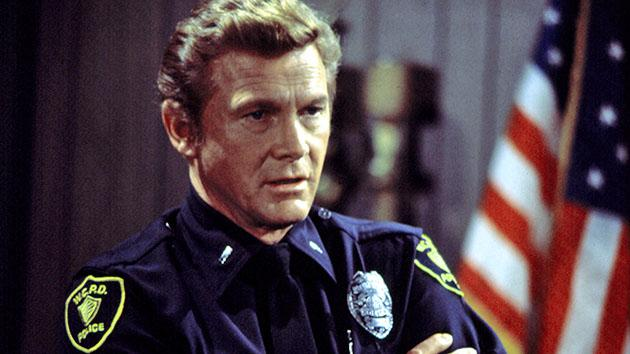 """S.W.A.T."" Steve Forrest"