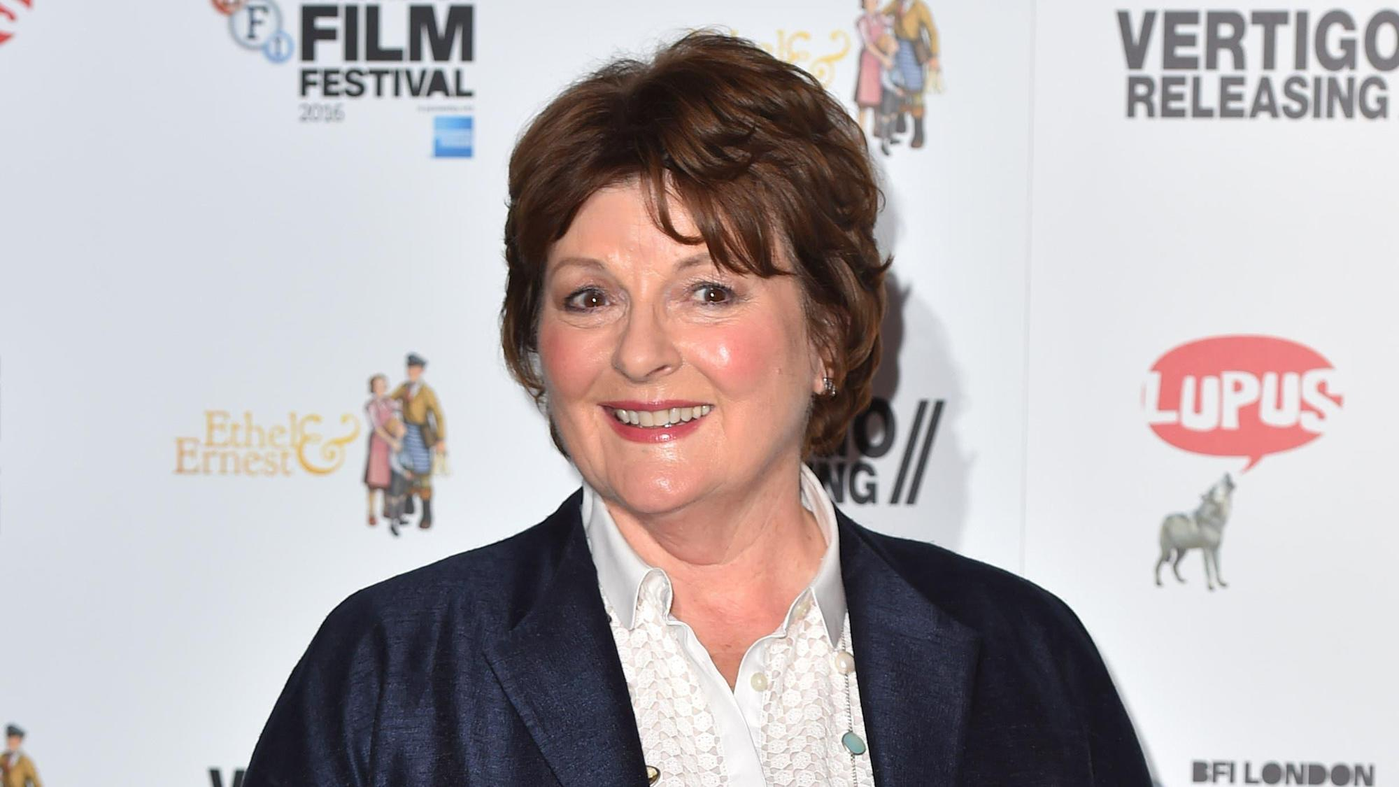 Brenda Blethyn on why she 'fully expects' to work until her dying day