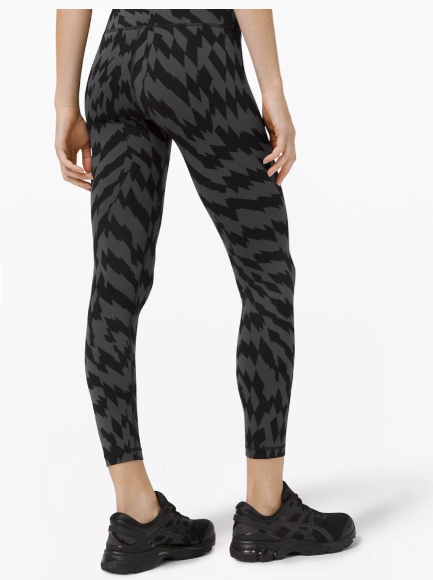"Wunder Train High-Rise Tight 25"" (Photo via Lululemon)"