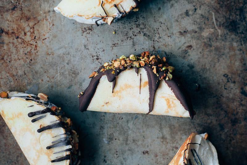 Choco Tacos from Food52