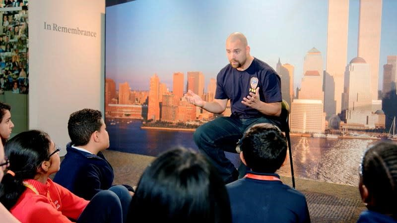 HBO produces documentary to help kids understand 9-11