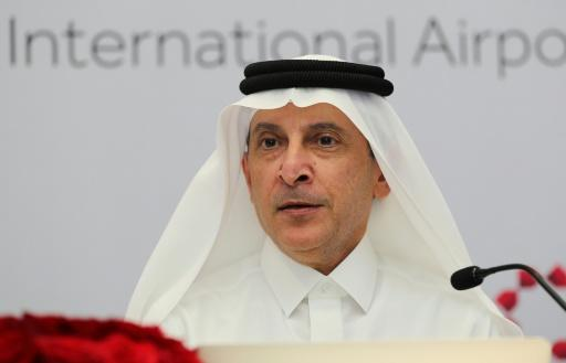 """Qatar Airways CEO Akbar al-Baker warned it will be """"survival of the fittest"""" for the airline industry devastated by the coronavirus epidemic"""