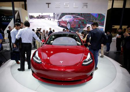 Tesla has over 3,000 Model 3s left in U.S. inventory - Electrek