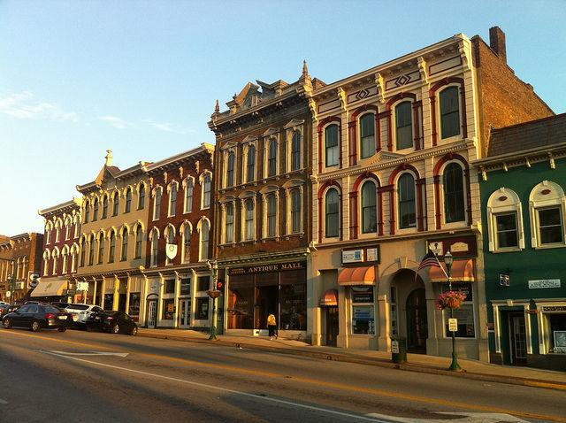 The 50 best small towns for antiques for Best small towns in colorado to visit