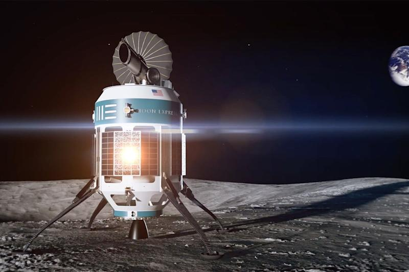 Mining the Moon - Moon Express Lunar Outpost