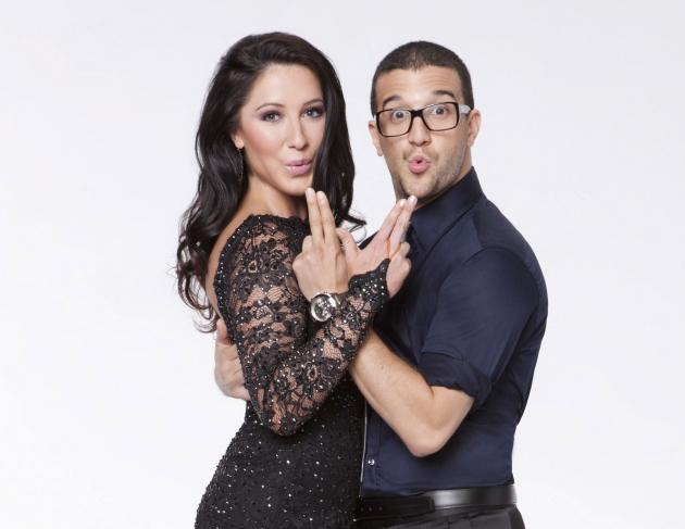 Bristol Palin and Mark Ballas - Dancing with the Stars: All-Stars -- ABC