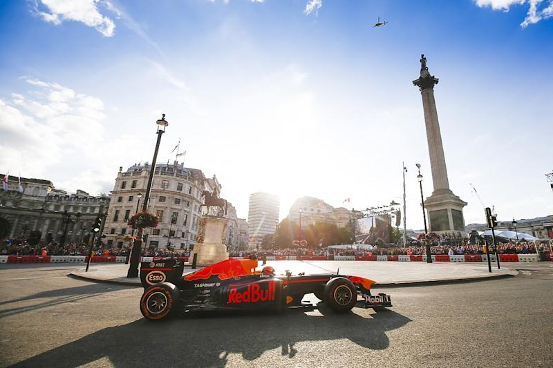 London GP would need to 'pass Buckingham Palace'