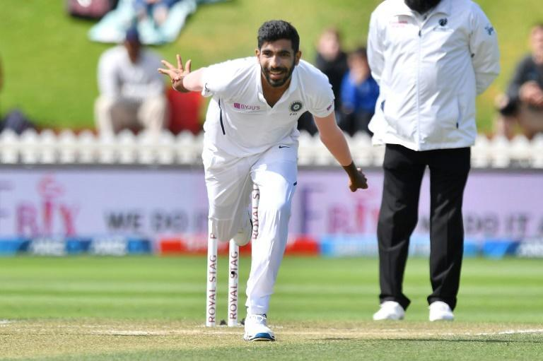 Top man: Jasprit Bumrah