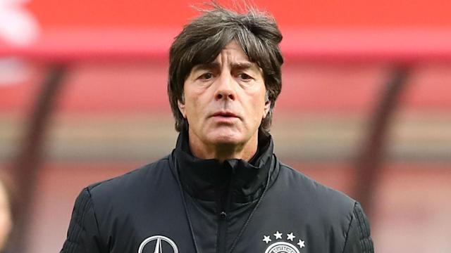 Germany coach Joachim Low saw more positive than negatives in his side's 1-1 draw with Denmark.