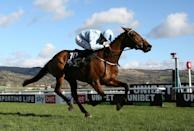 Rachael Blackmore can write another page in history on Saturday after she became the first woman jockey to win the Champion Hurdle if she triumphs in the Grand National on Minella Times to become the first female rider to win the great race