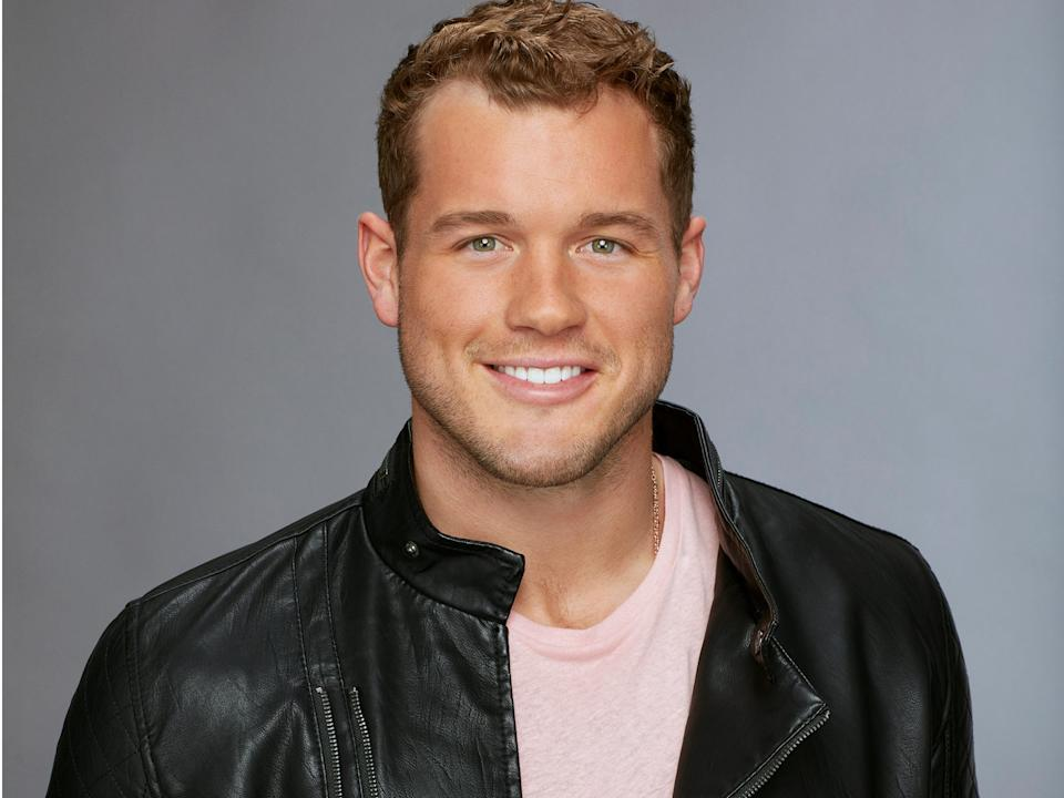 """Colton Underwood starred on season 23 of ABC's """"The Bachelor."""""""