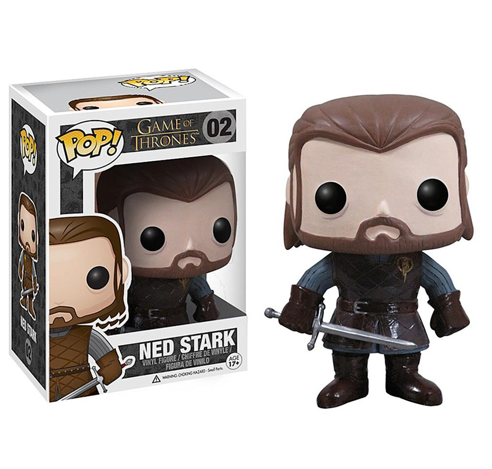 <p>Funko director of marketing Mark Robben says he hopes to revisit Ned in the future with a more dynamic pose, perhaps facing off against Jamie Lannister in their duel from Season 1. </p>