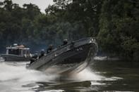 Even with a greater naval response, piracy will not end without dealing with the problems in the Niger Delta