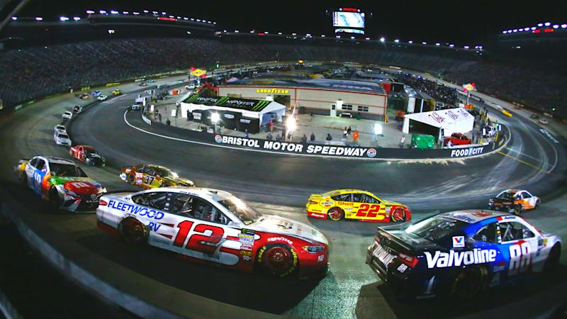 What channel is NASCAR on today? TV schedule, start time for Bristol night race