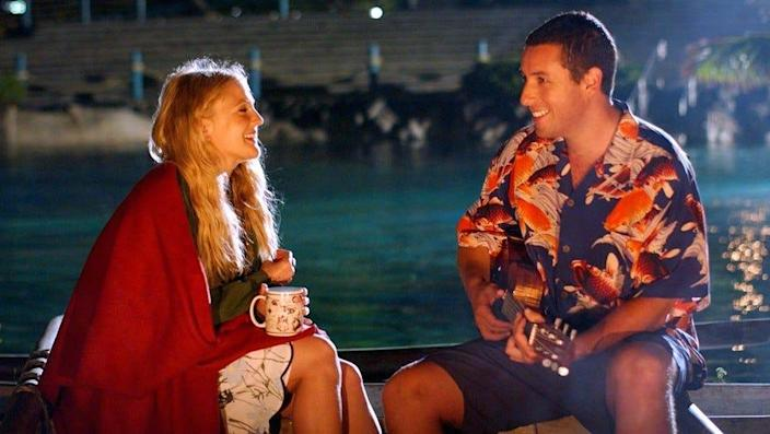"""""""50 first dates"""""""