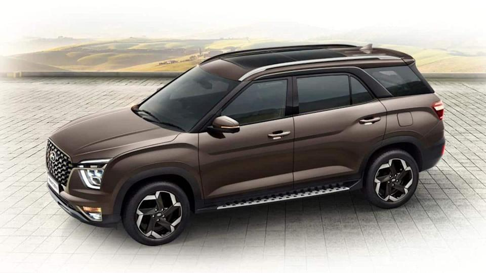 Hyundai ALCAZAR to be launched in India on June 18