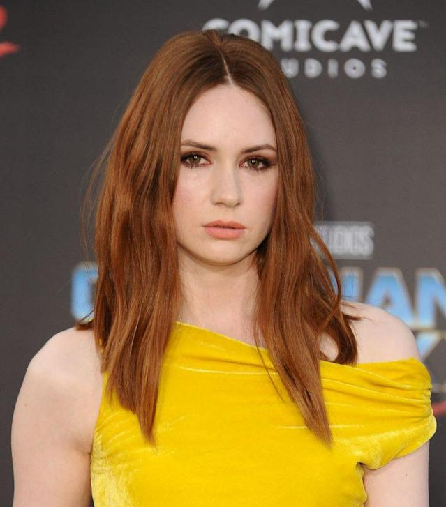 Karen Gillan (Photo: Getty Images)