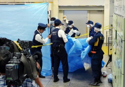 Two bodies found in suitcases in Japan woods: media