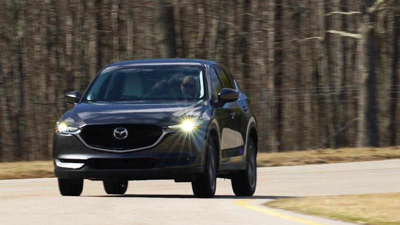 2017 Mazda CX 5 Review: Spruced Up And Sporty