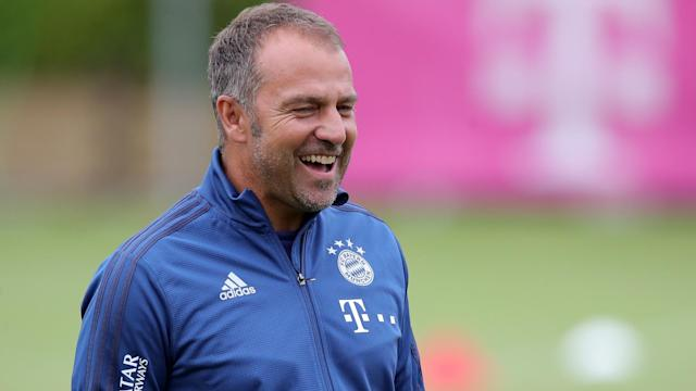 The Bundesliga champions are yet to appoint a new head coach, but the caretaker boss is focused on the upcoming Klassiker
