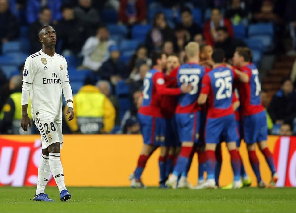 Fourth-place Real Madrid hosts relegation-threatened Rayo Vallecano in a city derby on Saturday.