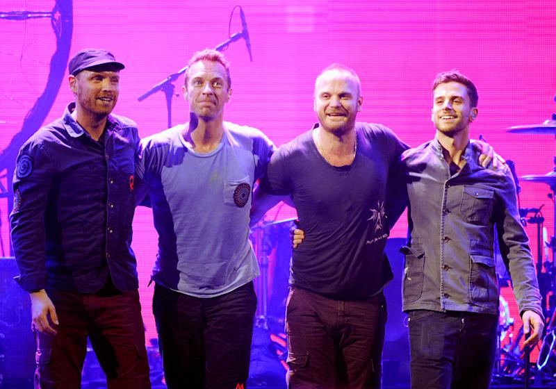 Coldplay reveals first track from new album