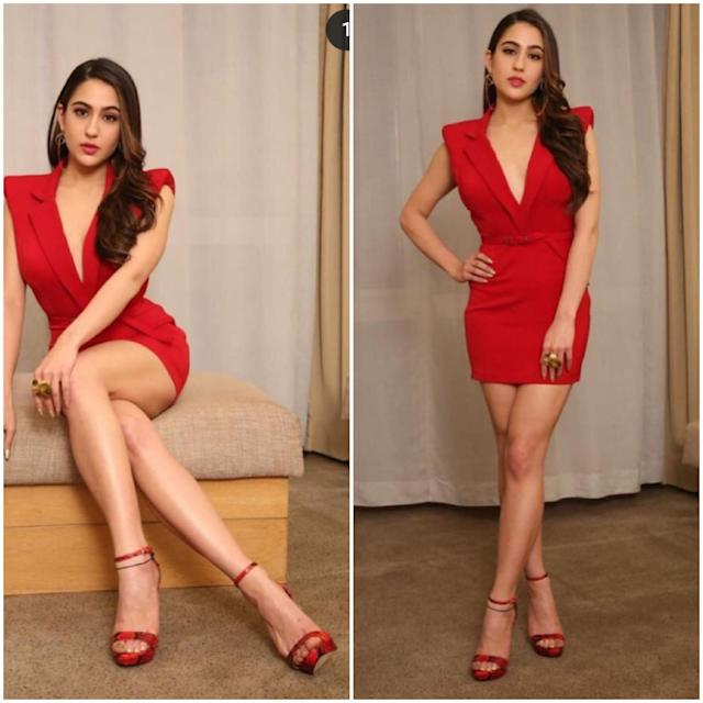 Move over the little black dress, make space in your closet for a signature little red dress. Get the perfect red heels to go with it and add an absolutely matte lipstick in red to your dresser for that perfect pout. And with lips so bold, remember to go easy on the eyes. <br>