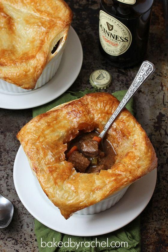 """<p>Whatever, chicken pot pie.</p><p>Get the recipe from<span class=""""redactor-invisible-space""""> <a href=""""http://www.bakedbyrachel.com/beef-and-guinness-pies-with-puff-pastry/"""" rel=""""nofollow noopener"""" target=""""_blank"""" data-ylk=""""slk:Baked By Rachel"""" class=""""link rapid-noclick-resp"""">Baked By Rachel</a>.</span></p>"""