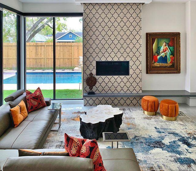 "<p>Specializing in turnkey renovations with an eclectic air, Christopher Charles is an innovative designer based in Houston. </p><p><a href=""https://www.instagram.com/p/CH3ePTdMh2H/"" rel=""nofollow noopener"" target=""_blank"" data-ylk=""slk:See the original post on Instagram"" class=""link rapid-noclick-resp"">See the original post on Instagram</a></p>"