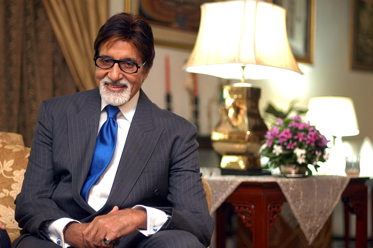 Big B has invested money in the Blockchain Bitcoin along with his son Abhishek Bachchan with a total of $250,000 over the last two years. In Dec 2019, his Bitcoin price rose to more than 100 million dollars within days but unfortunately the spell didn't last.