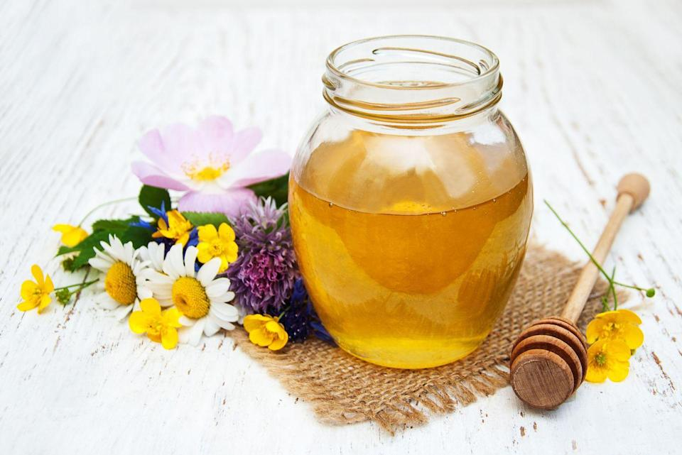 <p>Rich in antioxidants, honey provides a great sugar substitute in smoothies, oatmeal, marinades, or beverages.</p>