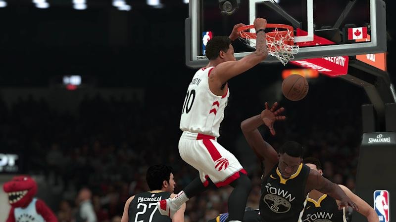 nba 2k18 review this year s release shines with improved gameplay