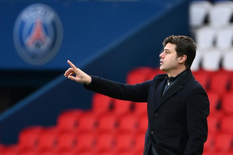 PSG coach Mauricio Pochettino will have to do without the injured Neymar and Angel di Maria against Barcelona in the Champions League on Tuesday