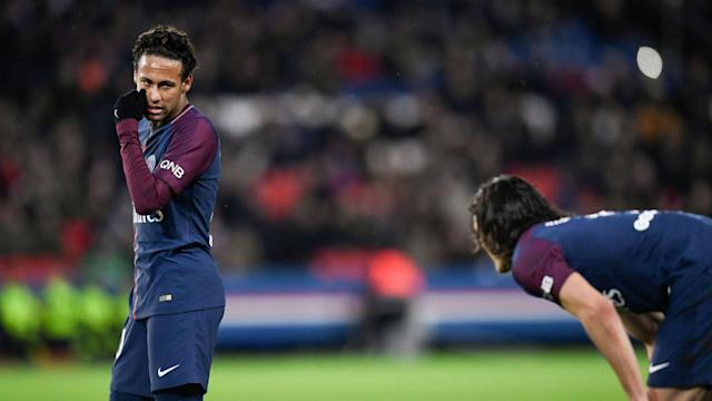 Unai Emery will decide which of Neymar or Edinson Cavani takes Paris Saint-Germain's next penalty but is in no mood to make it public.