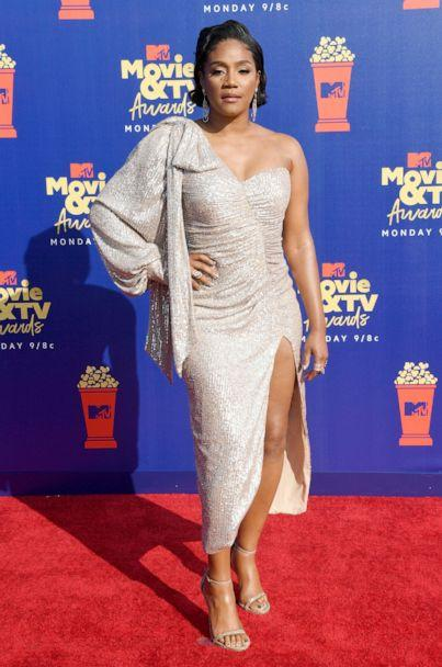 PHOTO: Tiffany Haddish attends the 2019 MTV Movie and TV Awards on June 15, 2019 in Santa Monica, Calif. (Frazer Harrison/Getty Images for MTV)