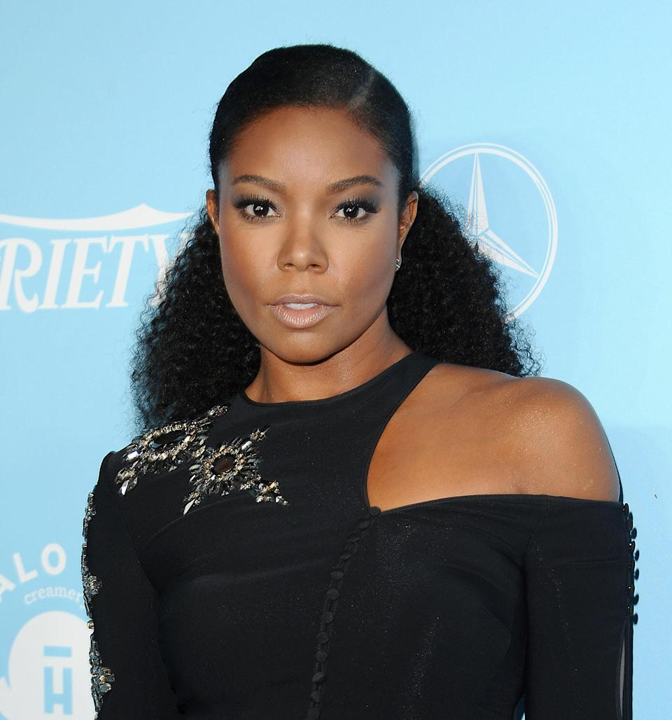 Gabrielle Union attends Variety and Women In Film's 2017 pre-Emmy celebration at Gracias Madre on September 15, 2017 in West Hollywood, California. (Photo: Jason LaVeris/FilmMagic)