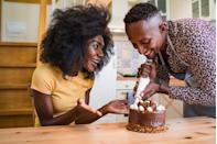 <p>Find a tutorial on YouTube and try your hand at being the Cake Boss. It's okay if your decorating skills turn out to be sub-par—you still get to eat cake. </p>