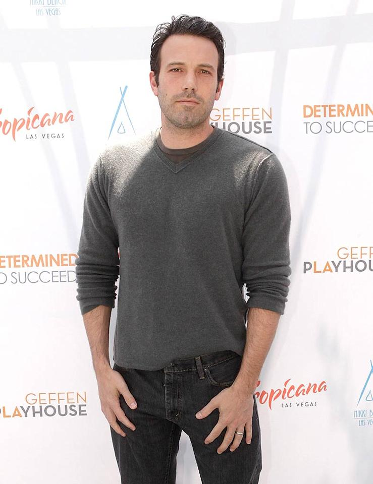 "Ben Affleck turns 39. Todd Williamson/<a href=""http://www.wireimage.com"" target=""new"">WireImage.com</a> - May 21, 2011"