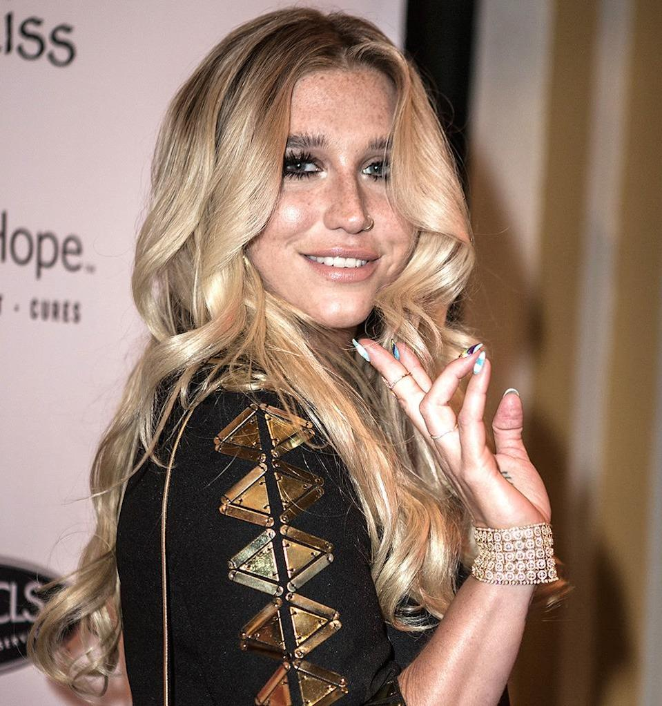 """<p>Kesha's great Prince story is <i>very</i> Kesha circa """"Tik Tok."""" As she <a href=""""https://www.youtube.com/watch?v=BFEYqLq51gg"""" rel=""""nofollow noopener"""" target=""""_blank"""" data-ylk=""""slk:told Jimmy Fallon in 2014"""" class=""""link rapid-noclick-resp"""">told Jimmy Fallon in 2014</a>, before she'd made it big, she broke into his home.</p><p>""""It was so easy,"""" Kesha revealed. """"There's a gardener in the front yard and I was like, 'Here. Five bucks and just don't make a thing and I'm just going to slide right under this gate. … The door was unlocked, so I was like, it's basically an invitation, so I walked in and everything was purple velvet, so I was very pleased that my fantasy had come true and there really was purple velvet everywhere.""""<br></p><p>As the story goes, Kesha actually stumbled upon Prince himself playing guitar in his house. She says she left him a demo, but never heard back.</p>"""
