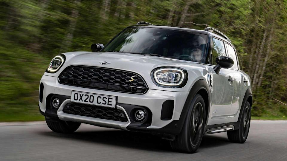 2021 Mini Countryman Cooper SE