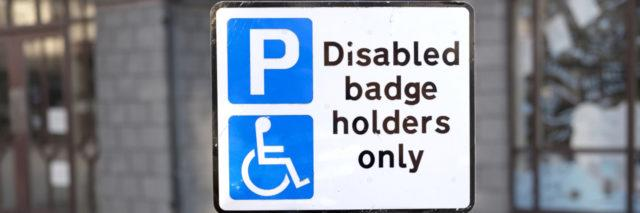When I'm Judged for Using Disabled Parking With an Invisible