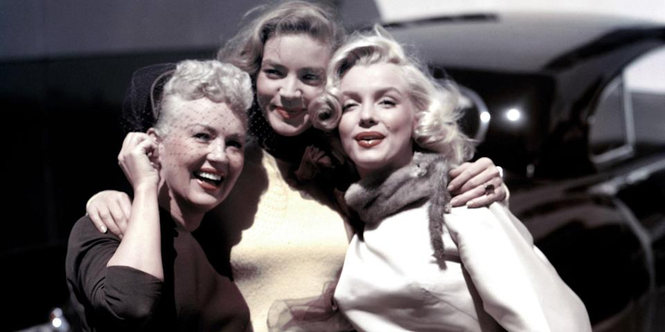<p>Back in the Golden Age of Hollywood, stars like Jean Harlow and Grace Kelly graced movie screens looking every bit as glamorous as you'd expect. And these candid photos prove that the style icons from yesteryear were just as fabulous when they were in-between takes on set.</p>