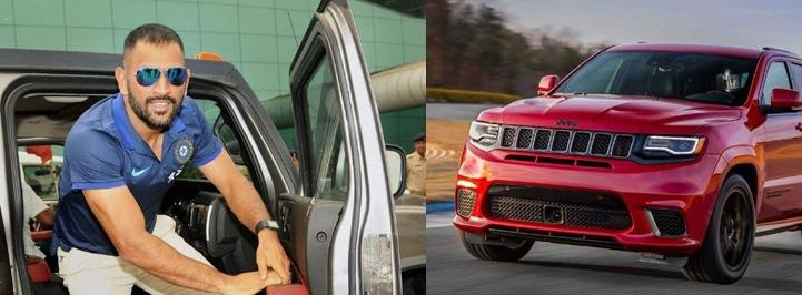 The Jeep Grand Cherokee Trackhawk is a special beast and one of the most extreme and fastest SUVs in the world. It is a sort of 'hyper' performance version of the Grand Cherokee luxury SUV.